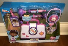 Disney Doc McStuffins Doctor's Bag Set Kit Toy New 8 Piece Playset