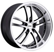 19x95 TSW Cadwell 5x112 Rims +35 Mirror Cut Face Wheels (Set of 4)