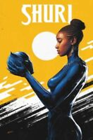 SHURI #2 1ST PRINT 2018 TRADE MARVEL COMICS APP BLACK PANTHER MOVIE