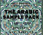 Arabic Sample Pack /// 467 Wav files /// Ableton / Cubase / FL Studio / MPC