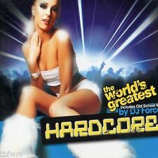 The World's Greatest Hardcore - 3CD BOX - HARDCORE HAPPY HARDCORE