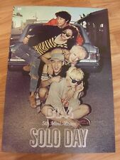 B1A4 - SOLO DAY (TYPE A) [ORIGINAL POSTER] *NEW* K-POP
