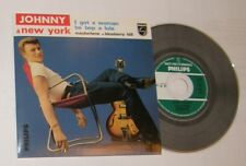Johnny HALLYDAY (CD single 4 TITRES) JOHNNY A NEW YORK - COMME NEUF