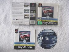 34650 Sports Car GT - Sony PS1 Playstation 1 (1999) SLES 01361