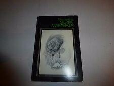 Discovering Sierra Mammals -RUSSELL K. GRATER  Paperback 1978  B225