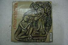 CHANDALIKA SUCHITRA MITRA SANTOSH SEN GUPTA  RARE LP RECORD india BENGALI vg+