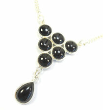 """Onyx Chain Natural 16 - 17.99"""" Fine Necklaces & Pendants"""