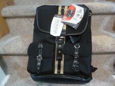 "Targus Getta 15"" Laptop Backpack Book Bag Notebook Black beige Women's NEW"