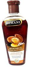 Hemani Argan öl mit  Kokosöl & Schwarzkümmel Öl *Haaröl Haarwuchs Haarausfall*