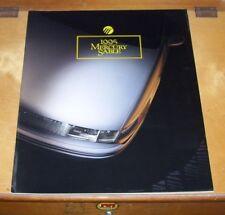 1995 MERCURY SABLE SALES BROCHURE July 1994 USA PUBLICATION LINCOLN