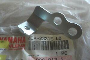 YAMAHA YZ125  YZ250  WR250Z  1992/1993  GENUINE NOS CABLE GUIDE - # 4DA-2331E-L0