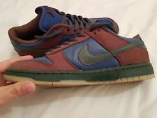 nike sb dunk low pro BARF size 10uk 11us very rare skateboarding supreme