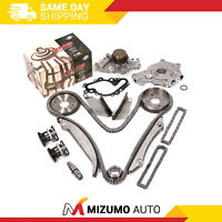 Timing Chain Kit Water Oil Pump Fit 00-04 Dodge Intrepid Stratus Chrysler V6 2.7