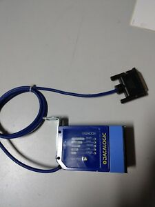 Datalogic DS2400N OM2000N Barcodescanner Laser Seriell RS232