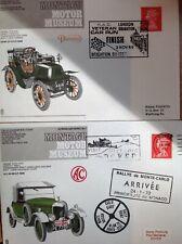 Montagu Moteur Musée Premier Jour Housses Veteran Voiture series1969/70 -
