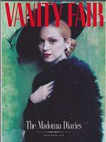 NOV 1996 VANITY FAIR vintage magazine ( UNREAD - NO LABEL ) MADONNA