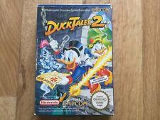 Nintendo NES Spiel - Disney's Duck Tales 2 PAL-B mit OVP und Anleitung