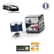 Filtre à Air de Reniflard d'Huile Honda Civic 16S/Vtec - Couleur Bleu - Neuf