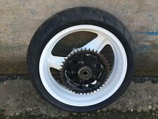 "HONDA SUPER BLACKBIRD REAR WHEEL 5.5"" x 17"""