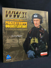 DID DRAGON IN DREAMS FRITZ MULLER PANZERTRUPPE 1:6 Action Figure.