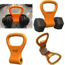 Kettle Gryp - Kettlebell Adjustable Portable Weight Grip Travel Workout Equipmen