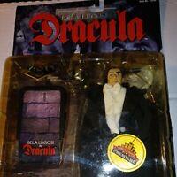 "Universal Monsters, Dracula Bela Lugosi 7"" Action Figure, Exclusive Premier 1998"
