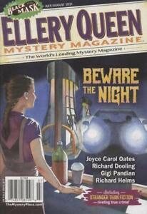 Ellery Queen Mystery Magazine July/August 2021