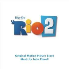JOHN POWELL (FILM COMPOSER) - RIO 2 [SCORE] [ORIGINAL MOTION PICTURE SOUNDTRACK]