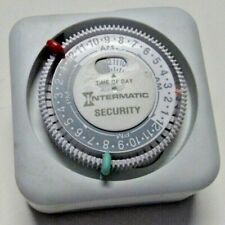 INTERMATIC indoor Timer TIME-ALL #TN711 24 HR HEAVY DUTY GROUNDED TIMER