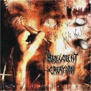 MALEVOLENT CREATION - Manifestation  [Re-Release] DIGI CD