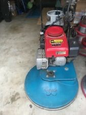 * Eagle Commercial 11 Hp Floor Buffer Burnisher With Propane Honda Engine