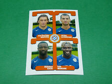 N°460 ROUVIERE CISSE MANSARE MONTPELLIER D2 PANINI FOOT 2005 FOOTBALL 2004-2005