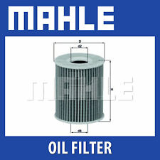 Mahle Oil Filter OX424D - Fits Hyundai Accent, Getz, Kia Ceed