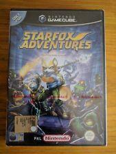 Starfox Adventures (Nintendo GameCube GC - PAL ITA italiano - NUOVO NEW)