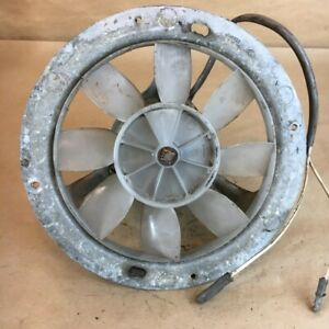 OEM Vintage Jensen Healey Heater Blower Motor 30DO22 WORKING Original Part