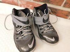 Youth Size 3.5 Boys' Nike Sneaker Brown Tan