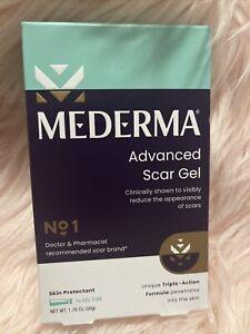 Mederma Advanced Scar Gel Skin Care for Scars 1.76 OZ, EXP 9/2023+