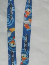 1pc.  DONALD DUCK Lanyard cell Phone Strap/ID/KeyChain Ca un05