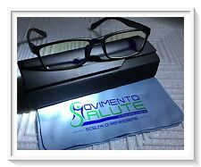 Occhiali anti luce blu UV,occhiali riposo pc tablet led smartphone 902 MS LENS