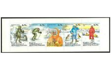 French Antarctic Territories 2003 Protective Clothing Stamp Pane Booklet 11-20