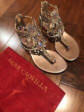 Rene Caovilla Sandals Size 36.5 6.5