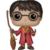 FUNKO POP Harry Potter Harry Potter Quidditch SOFT VINYL ACTION FIGURE NEW