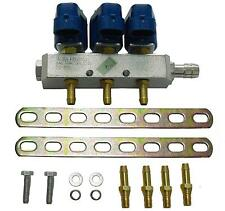New LPG/CNG 3 Cylinders Rail Injector for Sequential Injection System