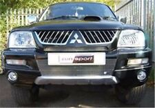 ZUNSPORT SILVER FRONT GRILLE SET for MITSUBISHI L200 pre 2007 ZMS21107