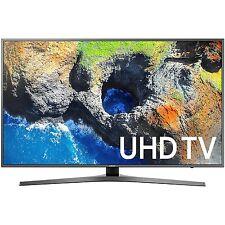 "Samsung UN40MU7000 40"" UHD 4K HDR LED Smart HDTV, Black (2017 Model)"