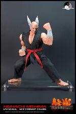 **LAST STOCK** Triad Toys Tekken 6 Heihachi Mishima M/X Format 1:4 Scale Statue