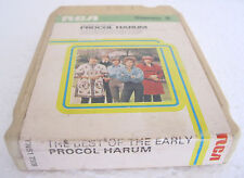PROCOL HARUM The Best of The Early (1976) 8-Track Tape STEREO 8