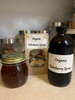 Elderberry Syrup Kit - 100% Organic