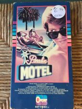 Paradise Motel Key Video VHS