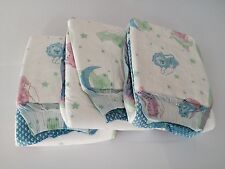 3 x Snuggies/Tykables Waddler Overnight  Adult Baby Nappy. ABDL. Medium.